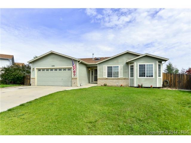 5 bedroom south colorado springs home for sale