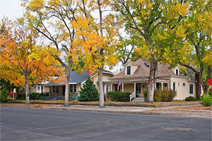 Patty Jewett Colorado Springs Homes Tree Lined Streets
