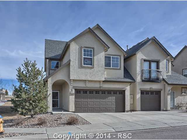 colorado springs co real estate for military relocations