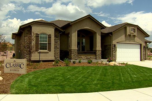 flying horse molise village patio homes colorado springs