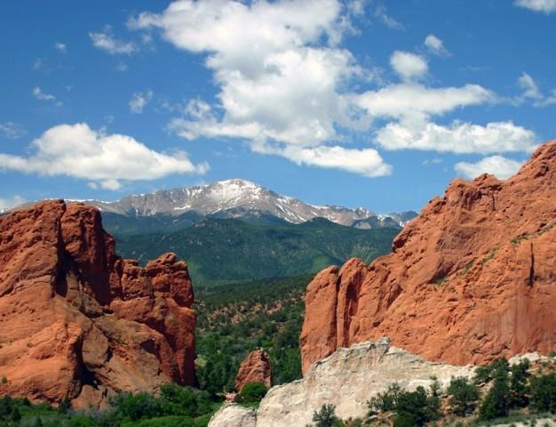 West colorado Springs