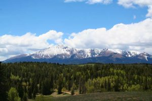 Pikes Peak Beauty and Recreation near Colorado Springs Real Estate