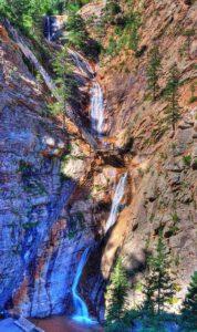 Seven Falls Wondrous SW Colorado Springs Real Estate